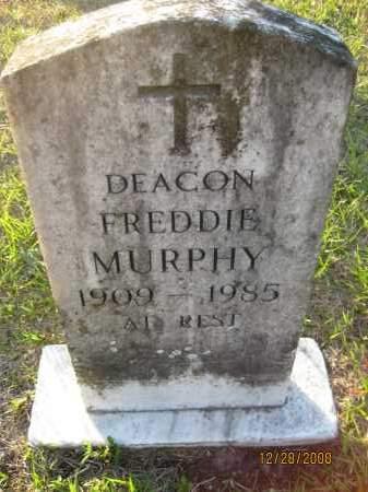 MURPHY, FREDDIE - Hillsborough County, Florida | FREDDIE MURPHY - Florida Gravestone Photos