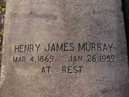 MURRAY, HENRY JAMES - Hillsborough County, Florida | HENRY JAMES MURRAY - Florida Gravestone Photos