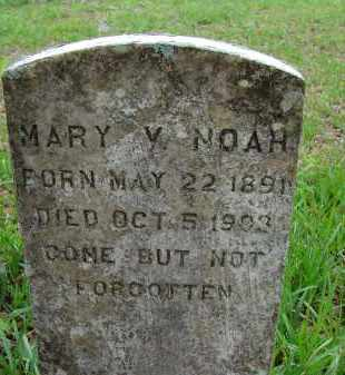 NOAH, MARY V - Hillsborough County, Florida | MARY V NOAH - Florida Gravestone Photos