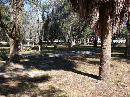 *HOPEWELL CHURCH, OVERVIEW #1 - Hillsborough County, Florida | OVERVIEW #1 *HOPEWELL CHURCH - Florida Gravestone Photos