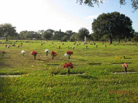 *GARDEN OF MEMORIES, OVERVIEW - Hillsborough County, Florida   OVERVIEW *GARDEN OF MEMORIES - Florida Gravestone Photos