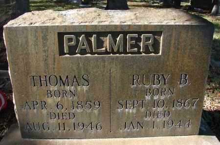PALMER, THOMAS - Hillsborough County, Florida   THOMAS PALMER - Florida Gravestone Photos