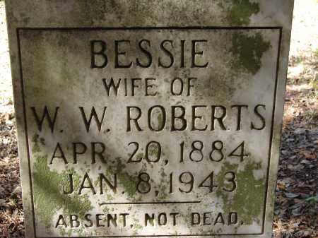 ROBERTS, BESSIE - Hillsborough County, Florida   BESSIE ROBERTS - Florida Gravestone Photos