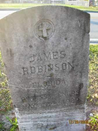 ROBINSON (VETERAN), JAMES - Hillsborough County, Florida | JAMES ROBINSON (VETERAN) - Florida Gravestone Photos