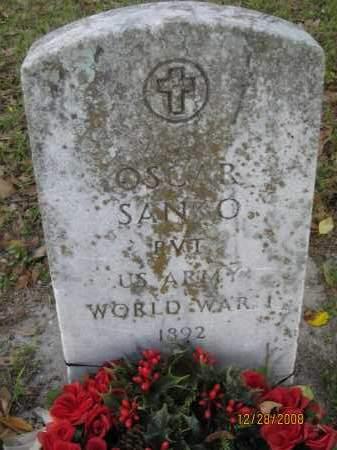 SANKO (VETERAN WWI), OSCAR - Hillsborough County, Florida | OSCAR SANKO (VETERAN WWI) - Florida Gravestone Photos