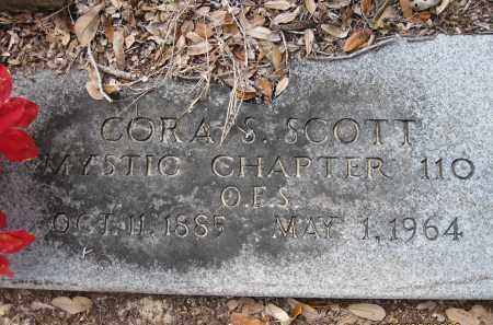 SCOTT, CORA S - Hillsborough County, Florida | CORA S SCOTT - Florida Gravestone Photos