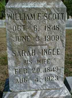 SCOTT, SARAH - Hillsborough County, Florida   SARAH SCOTT - Florida Gravestone Photos