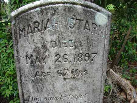STARK, MARIAH - Hillsborough County, Florida | MARIAH STARK - Florida Gravestone Photos