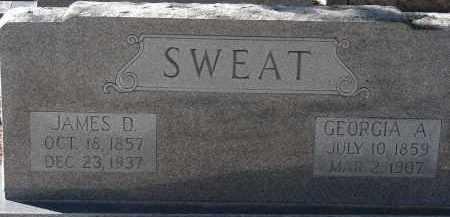 SWEAT, JAMES DAWKINS - Hillsborough County, Florida | JAMES DAWKINS SWEAT - Florida Gravestone Photos
