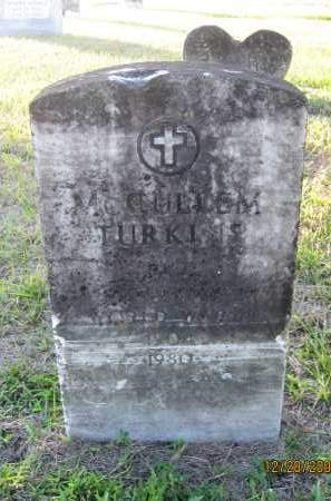 TURKINS (VETERAN WWI), MCCULLEN - Hillsborough County, Florida   MCCULLEN TURKINS (VETERAN WWI) - Florida Gravestone Photos