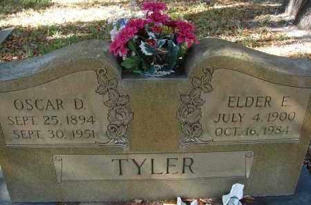 TYLER, OSCAR DALE - Hillsborough County, Florida | OSCAR DALE TYLER - Florida Gravestone Photos