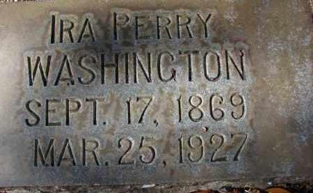 WASHINGTON, IRA PERRY - Hillsborough County, Florida | IRA PERRY WASHINGTON - Florida Gravestone Photos