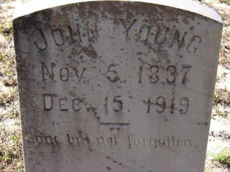YOUNG, JOHN - Hillsborough County, Florida   JOHN YOUNG - Florida Gravestone Photos