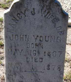 YOUNG, NANCY J. - Hillsborough County, Florida | NANCY J. YOUNG - Florida Gravestone Photos