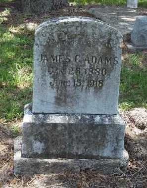 ADAMS, JAMES C. - Lee County, Florida   JAMES C. ADAMS - Florida Gravestone Photos
