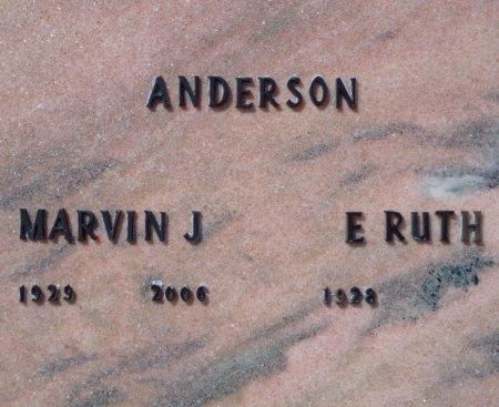 ANDERSON, EVA RUTH - Lee County, Florida | EVA RUTH ANDERSON - Florida Gravestone Photos