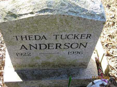 ANDERSON, THEDA - Lee County, Florida   THEDA ANDERSON - Florida Gravestone Photos