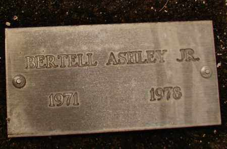 ASHLEY, JR, BERTELL - Lee County, Florida | BERTELL ASHLEY, JR - Florida Gravestone Photos