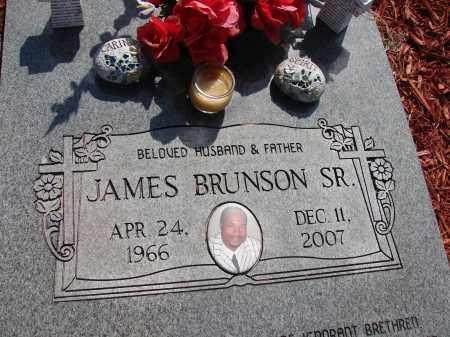 BRUNSON, SR, JAMES - Lee County, Florida | JAMES BRUNSON, SR - Florida Gravestone Photos