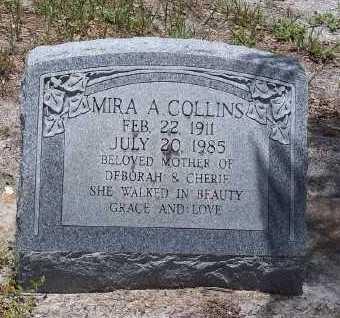 COLLINS, MIRA A. - Lee County, Florida | MIRA A. COLLINS - Florida Gravestone Photos