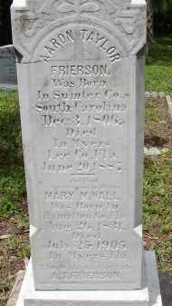 FRIERSON, MARY MATILDA - Lee County, Florida | MARY MATILDA FRIERSON - Florida Gravestone Photos