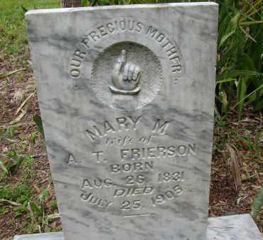 FRIERSON, MARY MATILDA - Lee County, Florida | MARY MATILDA FRIERSON - Florida Gravestone Photos