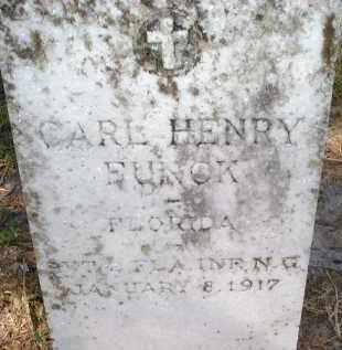 FUNCK (VETERAN), CARL HENRY (NEW) - Lee County, Florida | CARL HENRY (NEW) FUNCK (VETERAN) - Florida Gravestone Photos