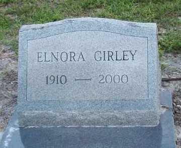 GIRLEY, ELNORA - Lee County, Florida | ELNORA GIRLEY - Florida Gravestone Photos