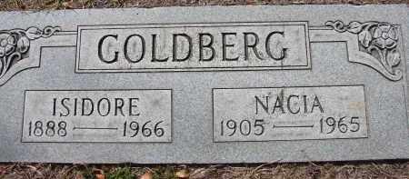 GOLDBERG, ISIDORE - Lee County, Florida | ISIDORE GOLDBERG - Florida Gravestone Photos