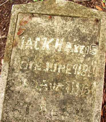 HARRIS, JACK - Lee County, Florida   JACK HARRIS - Florida Gravestone Photos
