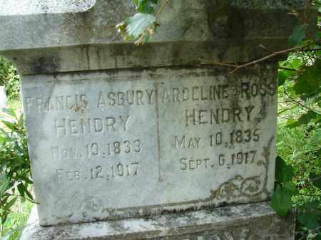 LANIER HENDRY, ARDELINE - Lee County, Florida | ARDELINE LANIER HENDRY - Florida Gravestone Photos
