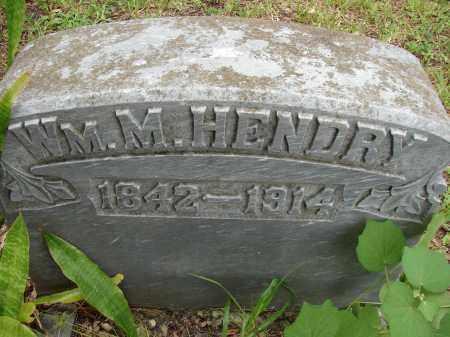 HENDRY, WILLLIAM M - Lee County, Florida | WILLLIAM M HENDRY - Florida Gravestone Photos