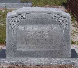 JOHNSON, BONTEEN - Lee County, Florida   BONTEEN JOHNSON - Florida Gravestone Photos