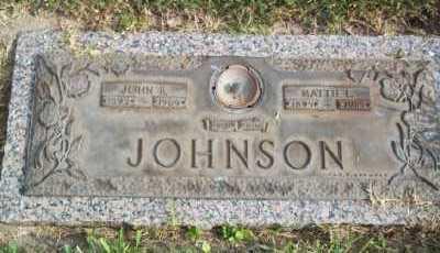 JOHNSON, MATTIE L. - Lee County, Florida | MATTIE L. JOHNSON - Florida Gravestone Photos