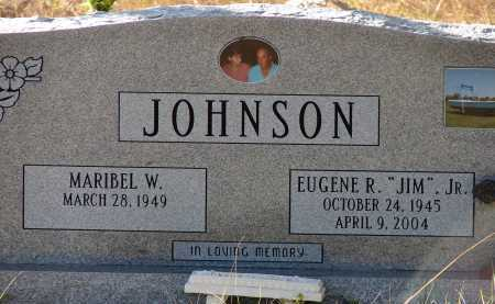 "JOHNSON, JR, EUGENE R. ""JIM"" - Lee County, Florida | EUGENE R. ""JIM"" JOHNSON, JR - Florida Gravestone Photos"