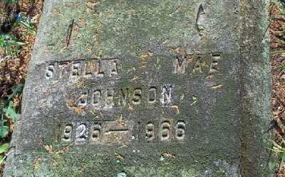 JOHNSON, STELLA MAE - Lee County, Florida | STELLA MAE JOHNSON - Florida Gravestone Photos
