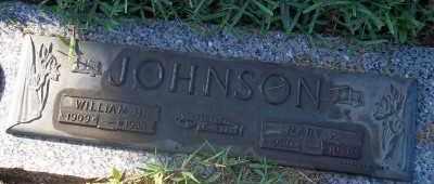 JOHNSON, WILLIAM H. - Lee County, Florida | WILLIAM H. JOHNSON - Florida Gravestone Photos