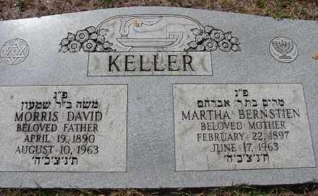 KELLER, MORRIS DAVID - Lee County, Florida | MORRIS DAVID KELLER - Florida Gravestone Photos