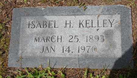 HENDRY KELLEY, ISABEL - Lee County, Florida | ISABEL HENDRY KELLEY - Florida Gravestone Photos