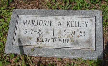 KELLEY, MARJORIE A - Lee County, Florida   MARJORIE A KELLEY - Florida Gravestone Photos