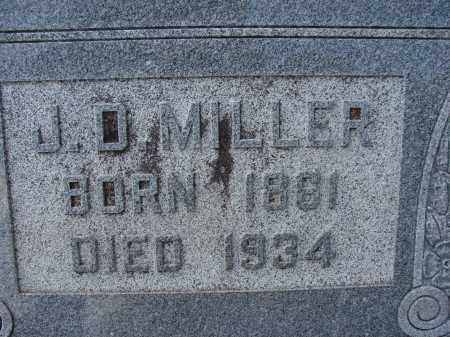 MILLER, J D - Lee County, Florida | J D MILLER - Florida Gravestone Photos