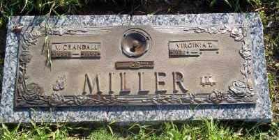MILLER, VIRGINIA T. - Lee County, Florida | VIRGINIA T. MILLER - Florida Gravestone Photos