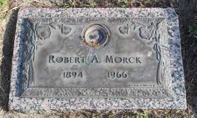 MORCK, ROBERT ARTHUR - Lee County, Florida | ROBERT ARTHUR MORCK - Florida Gravestone Photos