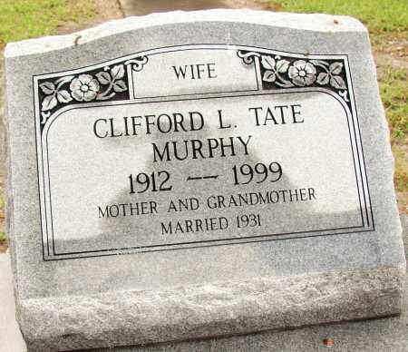 TATE MURPHY, CLIFFORD L - Lee County, Florida | CLIFFORD L TATE MURPHY - Florida Gravestone Photos