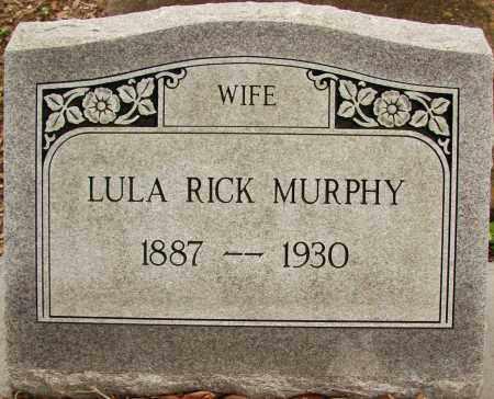 RICK MURPHY, LULA - Lee County, Florida | LULA RICK MURPHY - Florida Gravestone Photos