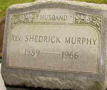 MURPHY, REV. SHEDRICK - Lee County, Florida | REV. SHEDRICK MURPHY - Florida Gravestone Photos