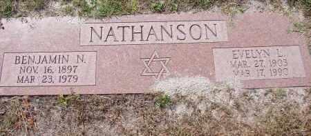 NATHANSON, EVELYN L - Lee County, Florida | EVELYN L NATHANSON - Florida Gravestone Photos
