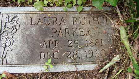 PARKER, LAURA RUTH T - Lee County, Florida | LAURA RUTH T PARKER - Florida Gravestone Photos
