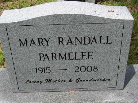RANDALL PARMELEE, MARY - Lee County, Florida | MARY RANDALL PARMELEE - Florida Gravestone Photos