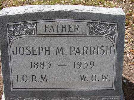 PARRISH, JOSEPH M - Lee County, Florida | JOSEPH M PARRISH - Florida Gravestone Photos
